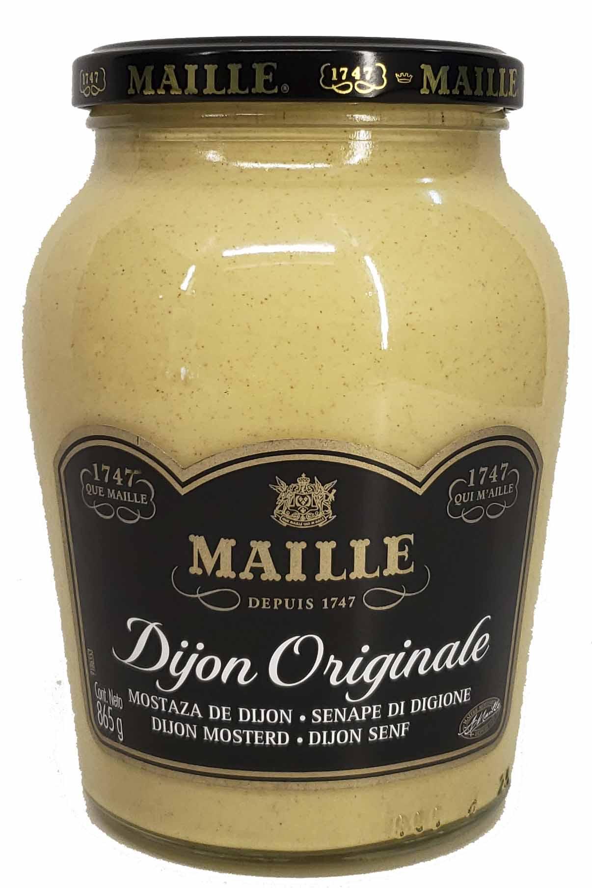 Mostarda Maille Dijon Originale - 865g -