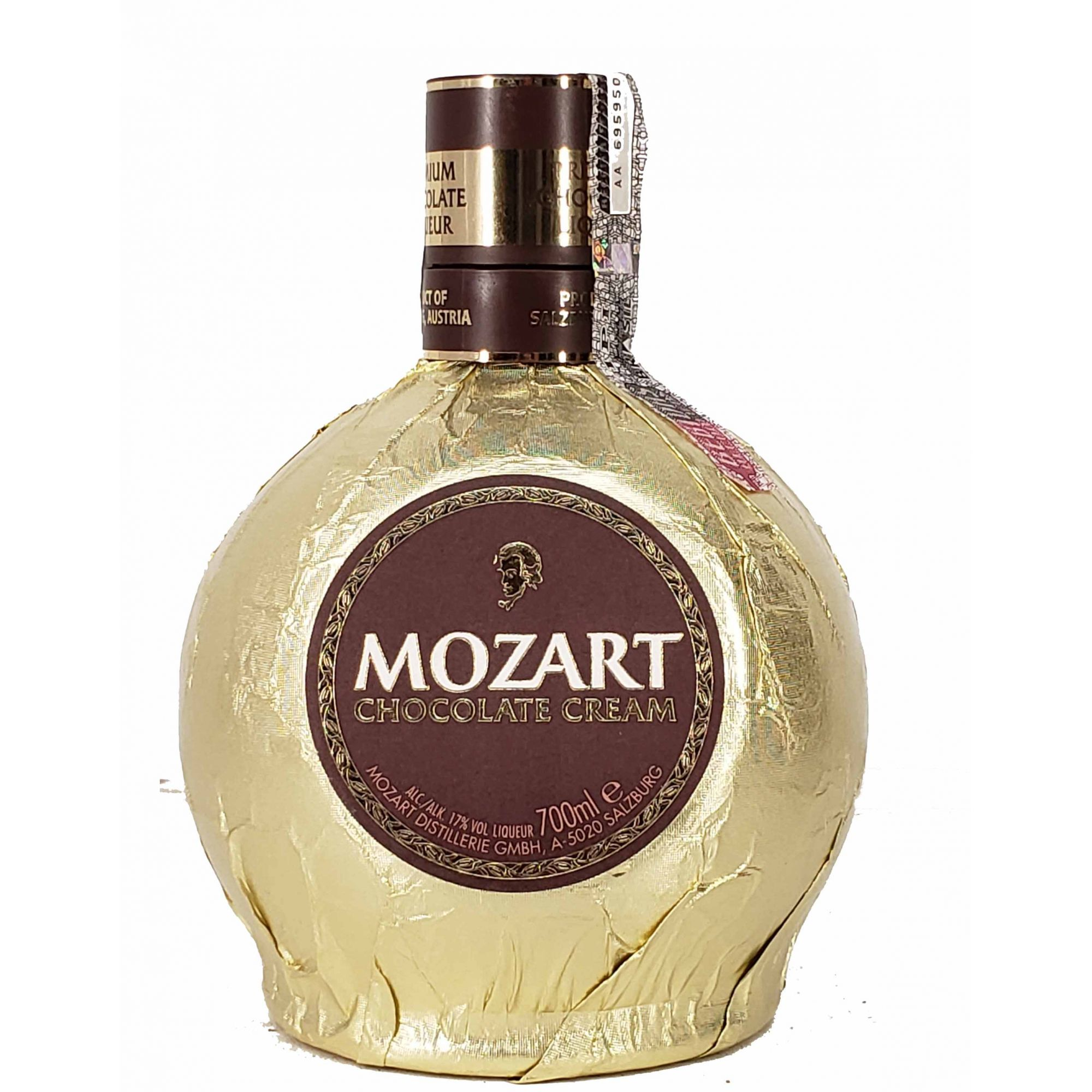 Mozart Chocolate Cream Liqueur - 700ml -