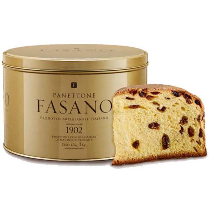 Panettone Fasano Tradicional - 1 Kg -