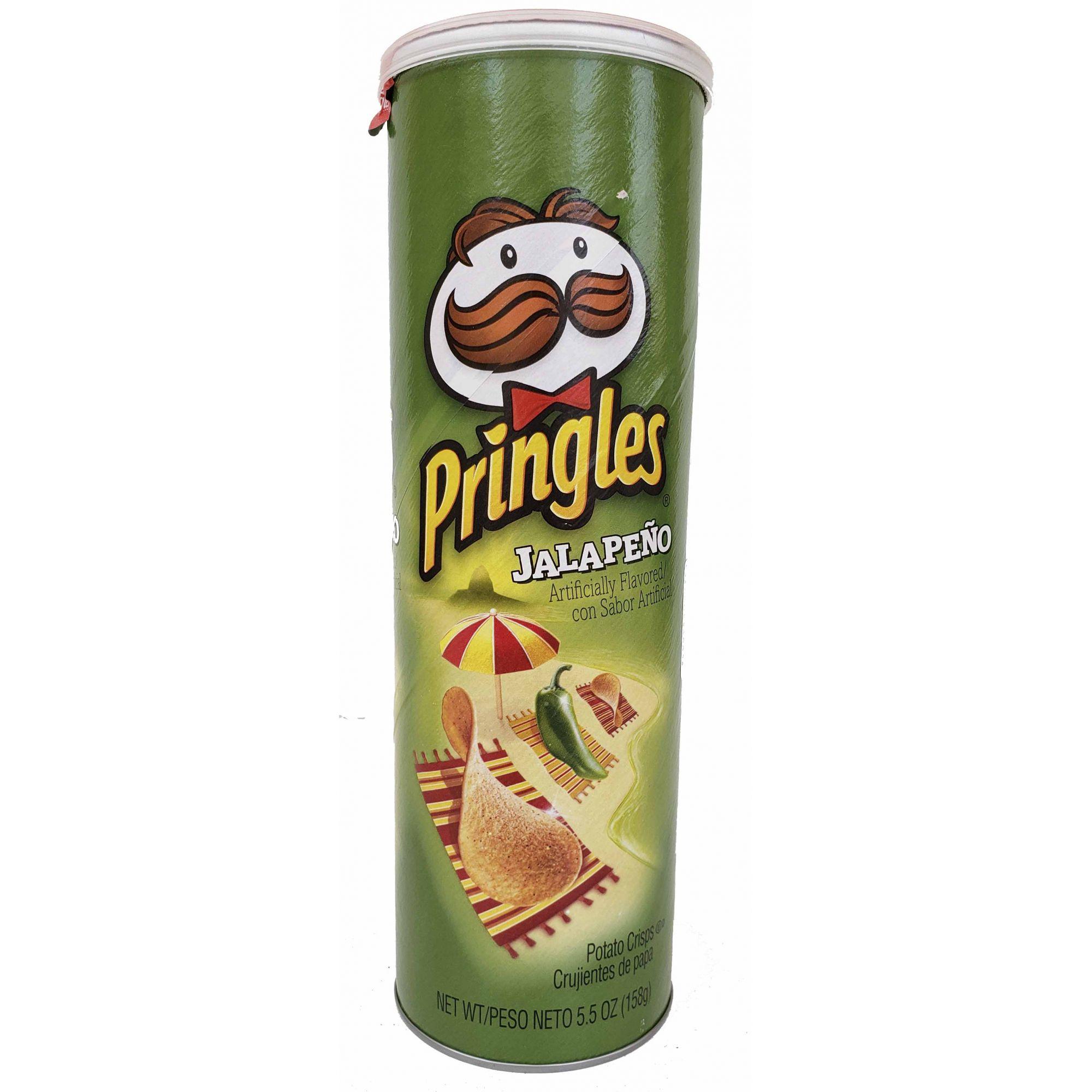 Pringles Jalapeno - 158g -