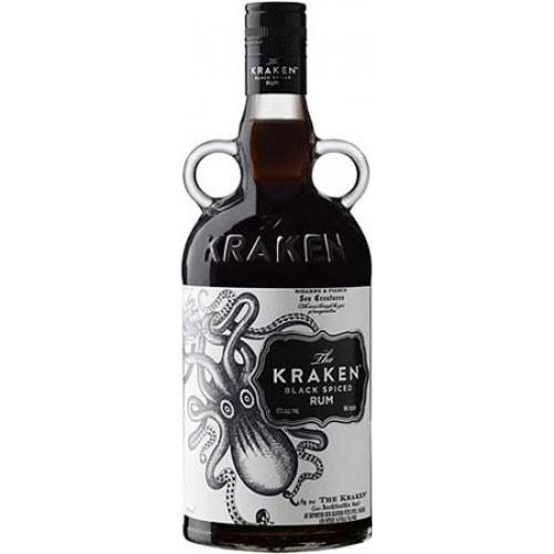 Rum Kraken Black Spice 750ml