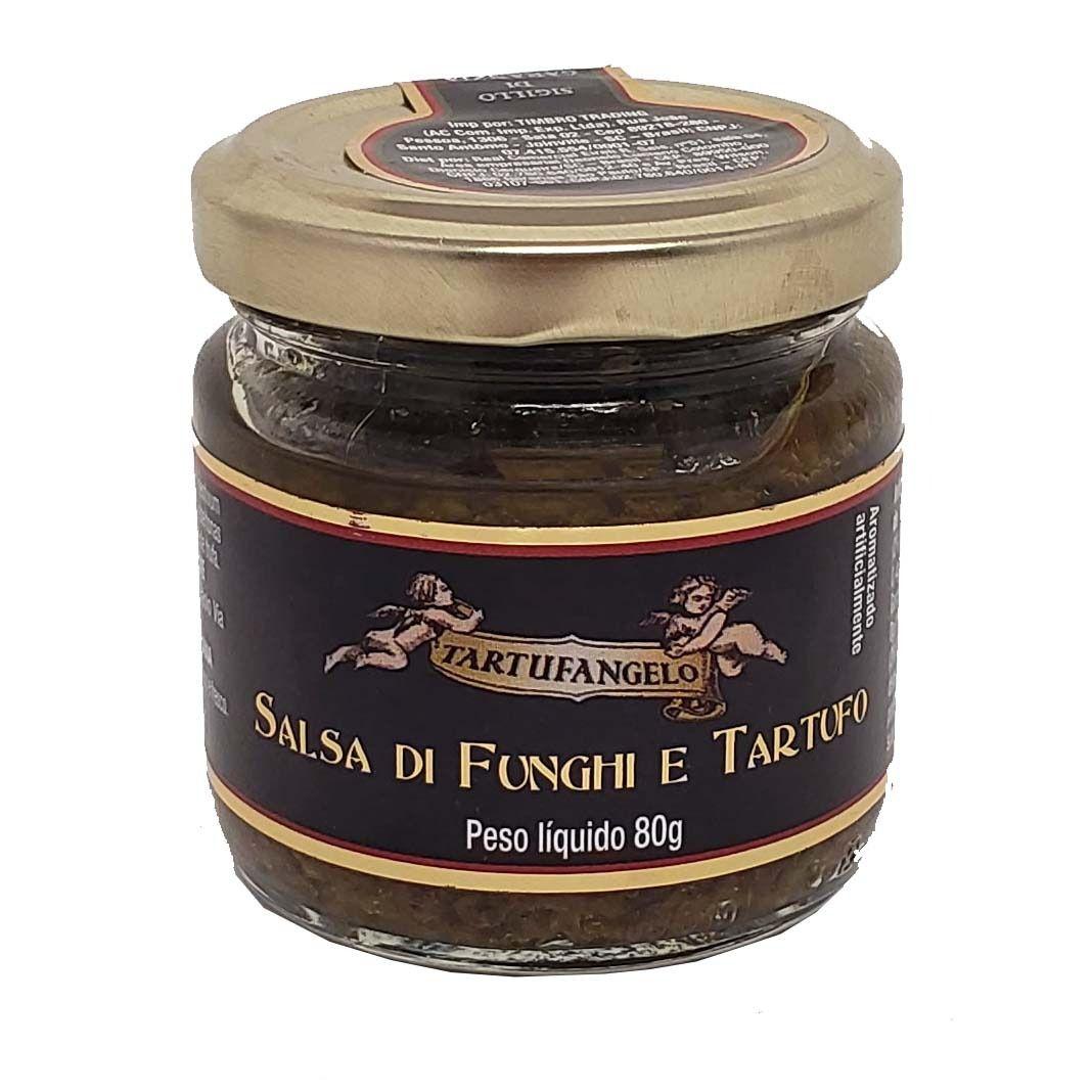 Salsa di Funghi e Tartufo - 80g -