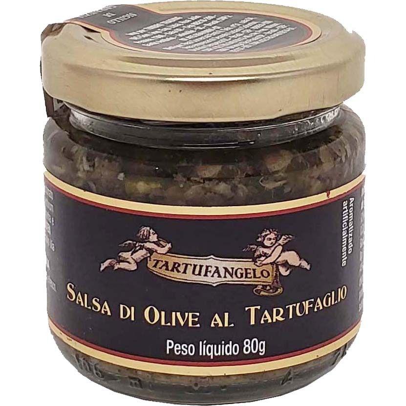 Salsa di Olive al Tartufaglio - 80g -