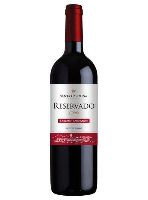 Vinho Titno Santa Carolina Reservado Cabernet Sauvignon - 750ml -