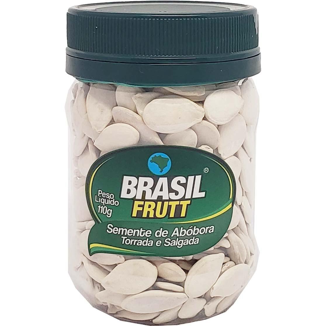 Semente de Abóbora Brasil Frutt - 110g -