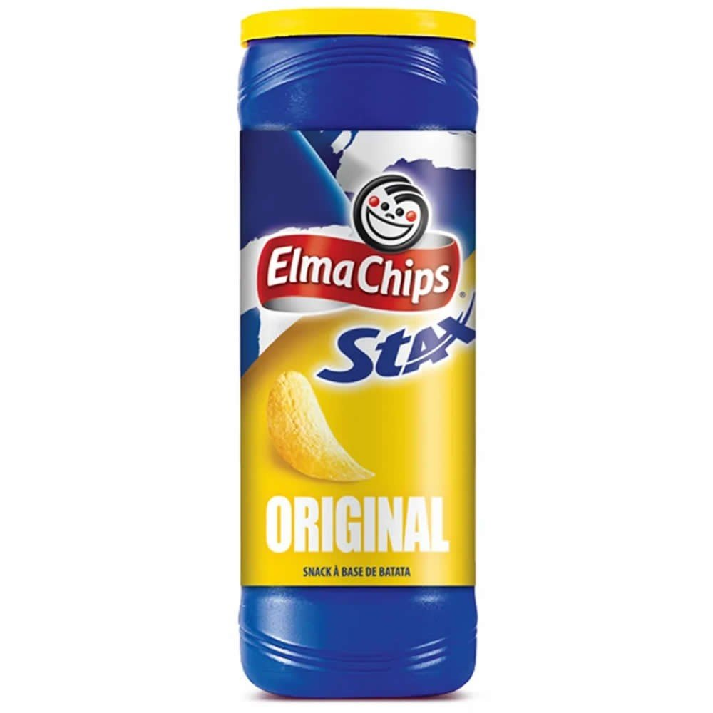 Snack Stax Original Elma Chips - 163g -