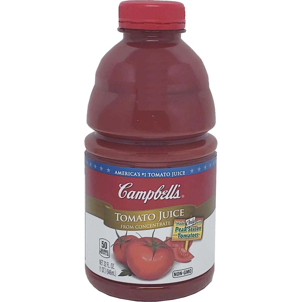 Suco de Tomate Campbell´s - 946 ml -