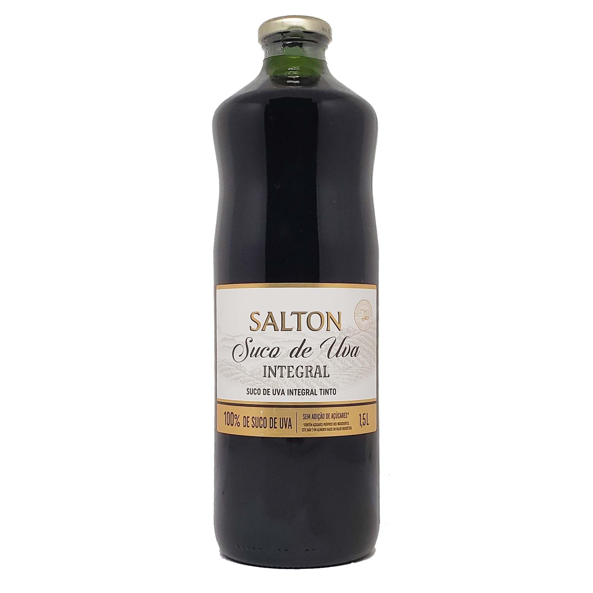 Suco de Uva Integral Tinto Salton - 1,5L -