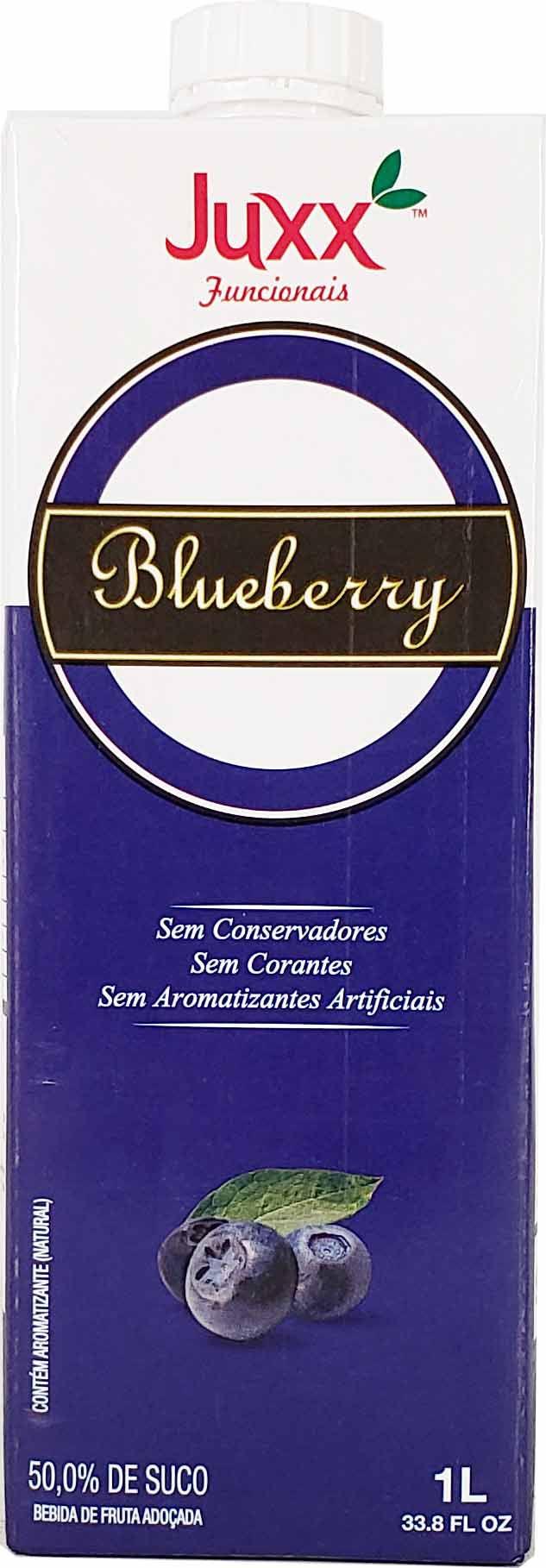 Suco Juxx Blueberry - 1L -