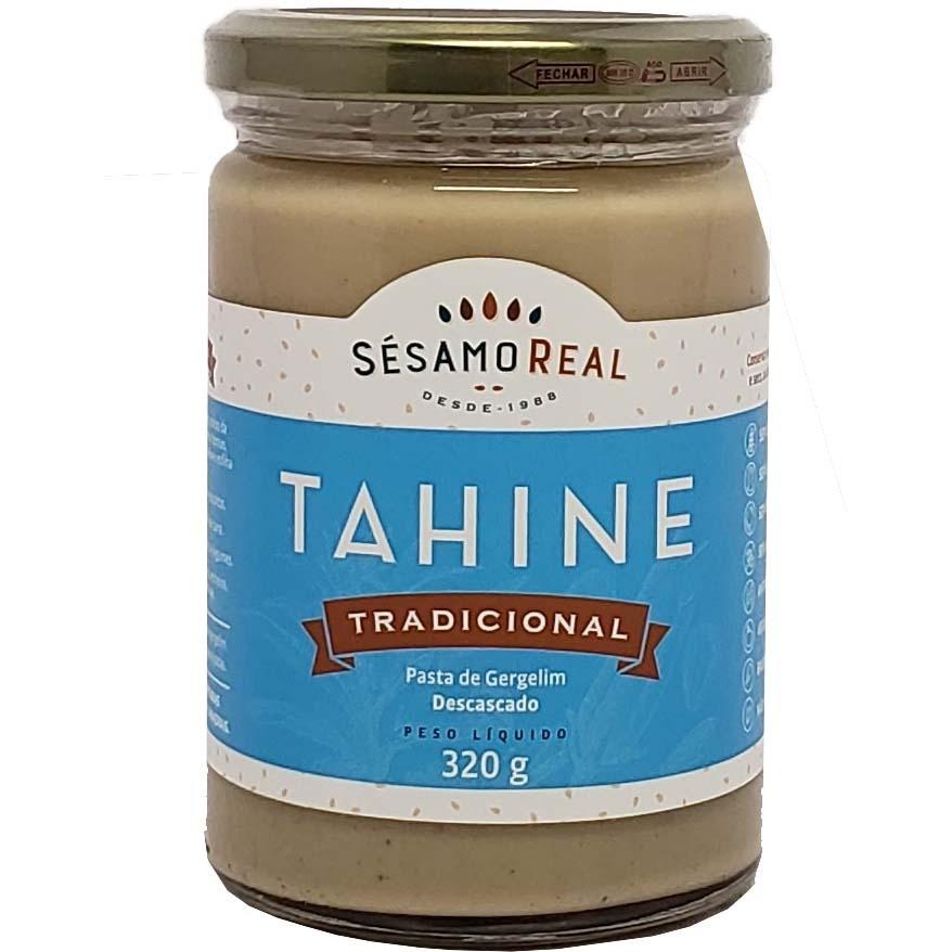 Tahine Tradicional Sésamo Real - 320g -