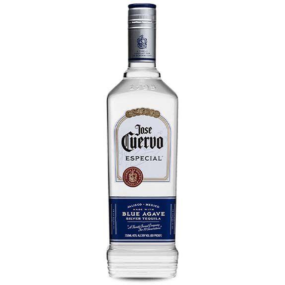 Tequila José Cuervo Especial Silver Blue Agave - 750ml -