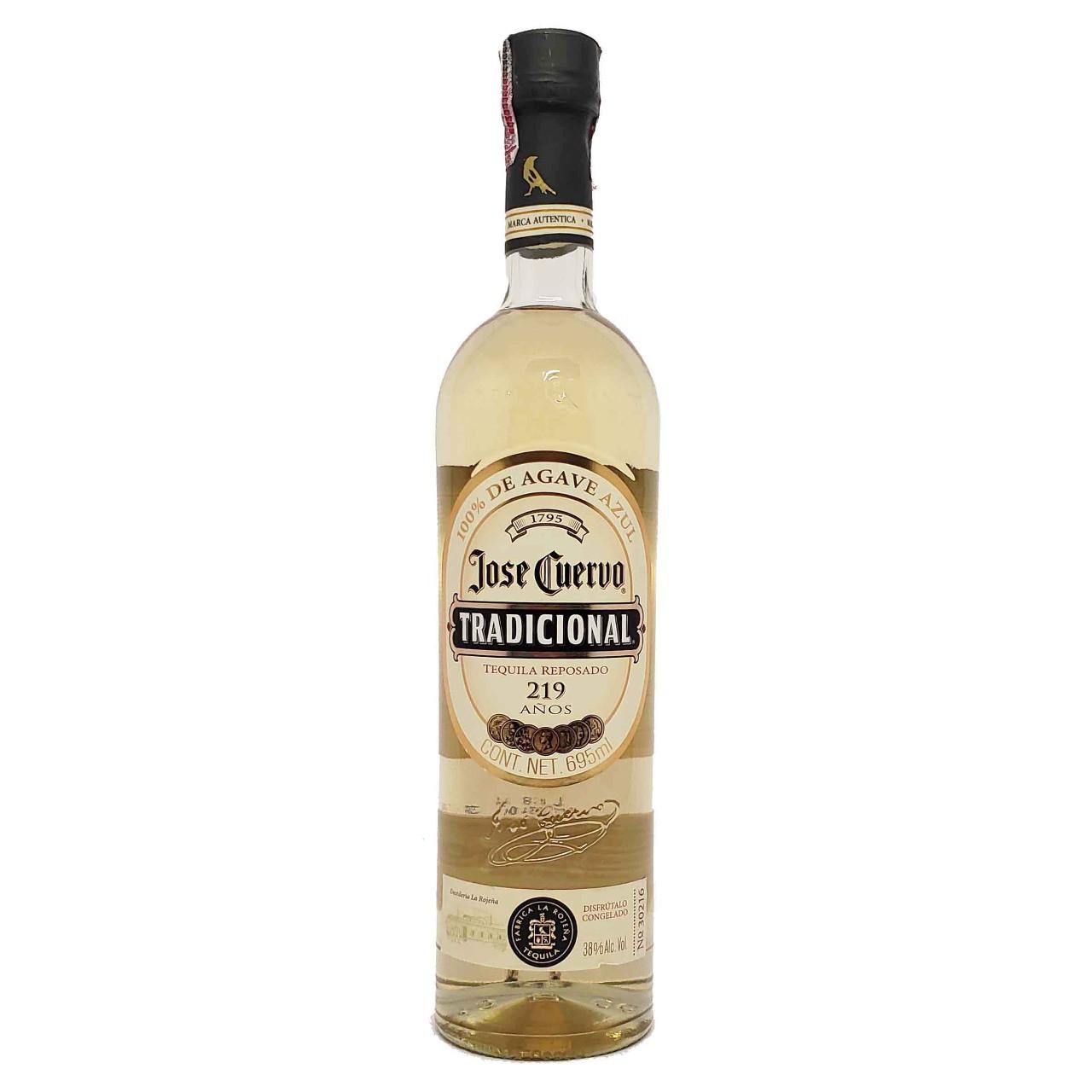 Tequila José Cuervo Tradicional - 695ml -