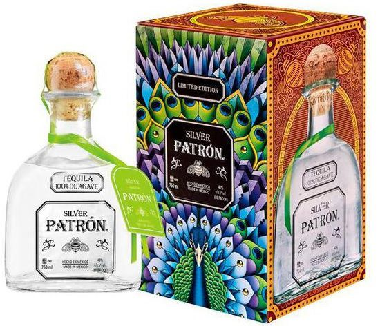 Tequila Patrón Silver Limited Edition  -750ml -