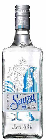 Tequila Sauza Silver - 750ml -