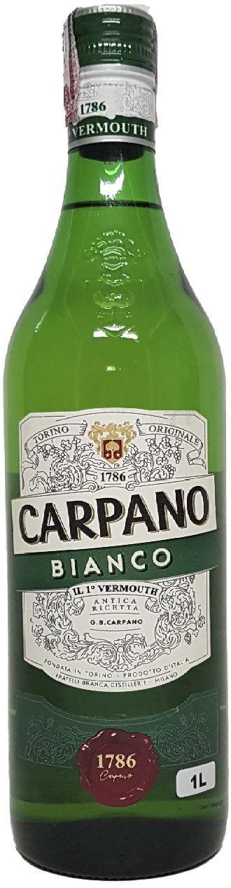 Vermut Carpano Bianco 1L