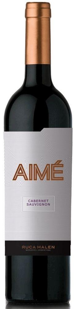Vinho Tinto Aimé Ruca Malen Cabernet Sauvignon - 750ml -