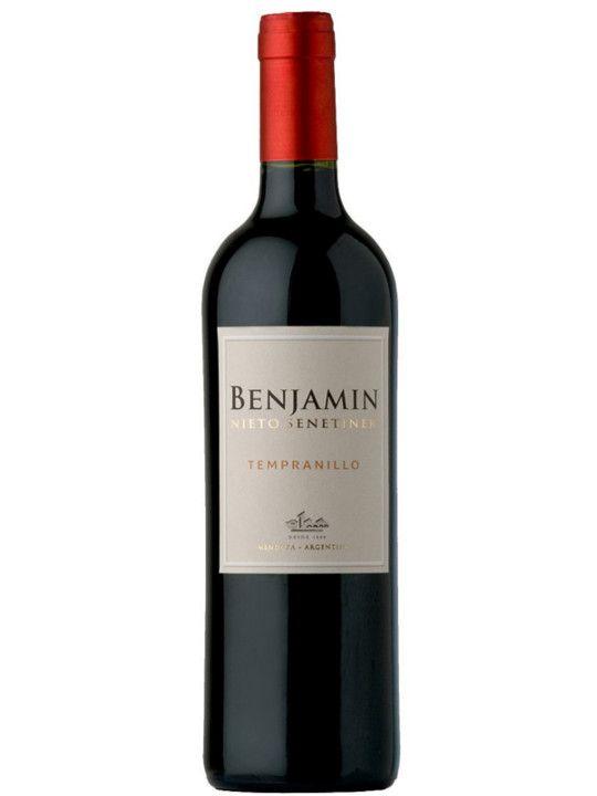 Vinho Tinto Benjamin Nieto Tempranillo - 750ml -
