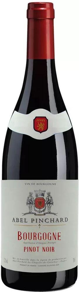 Vinho Tinto Abel Pinchard Bourgogne  - 750ml -