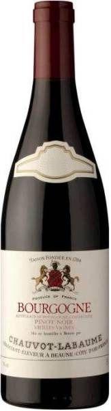 Vinho Tinto Bourgogne Pinot Noir Chauvot Labaume - 750ml -