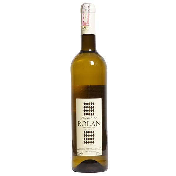 Vinho Branco Alvarinho Rolan - 750ml