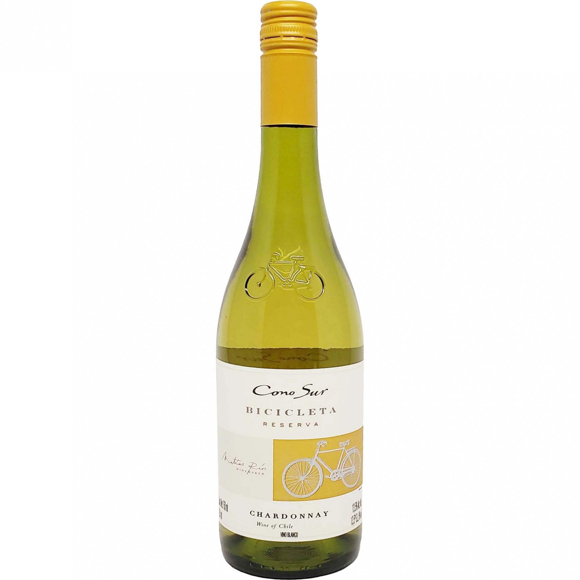 Vinho Branco Bicicleta Reserva Chardonnay - 750ml -
