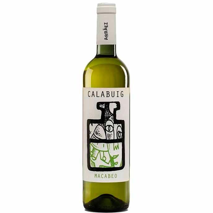 Vinho Branco Calabuig Macabeo - 750ml -
