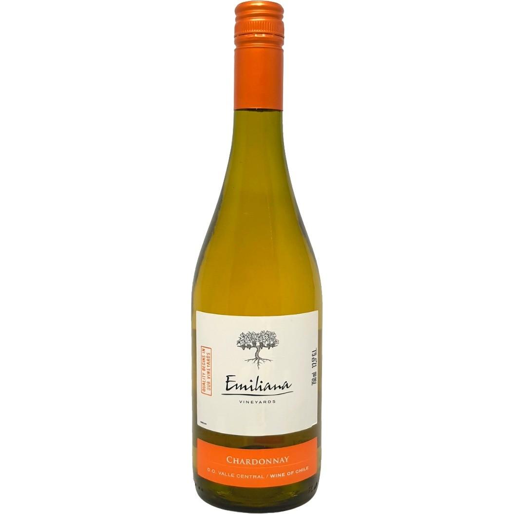 Vinho Branco Chardonnay Emiliana - 750ml -