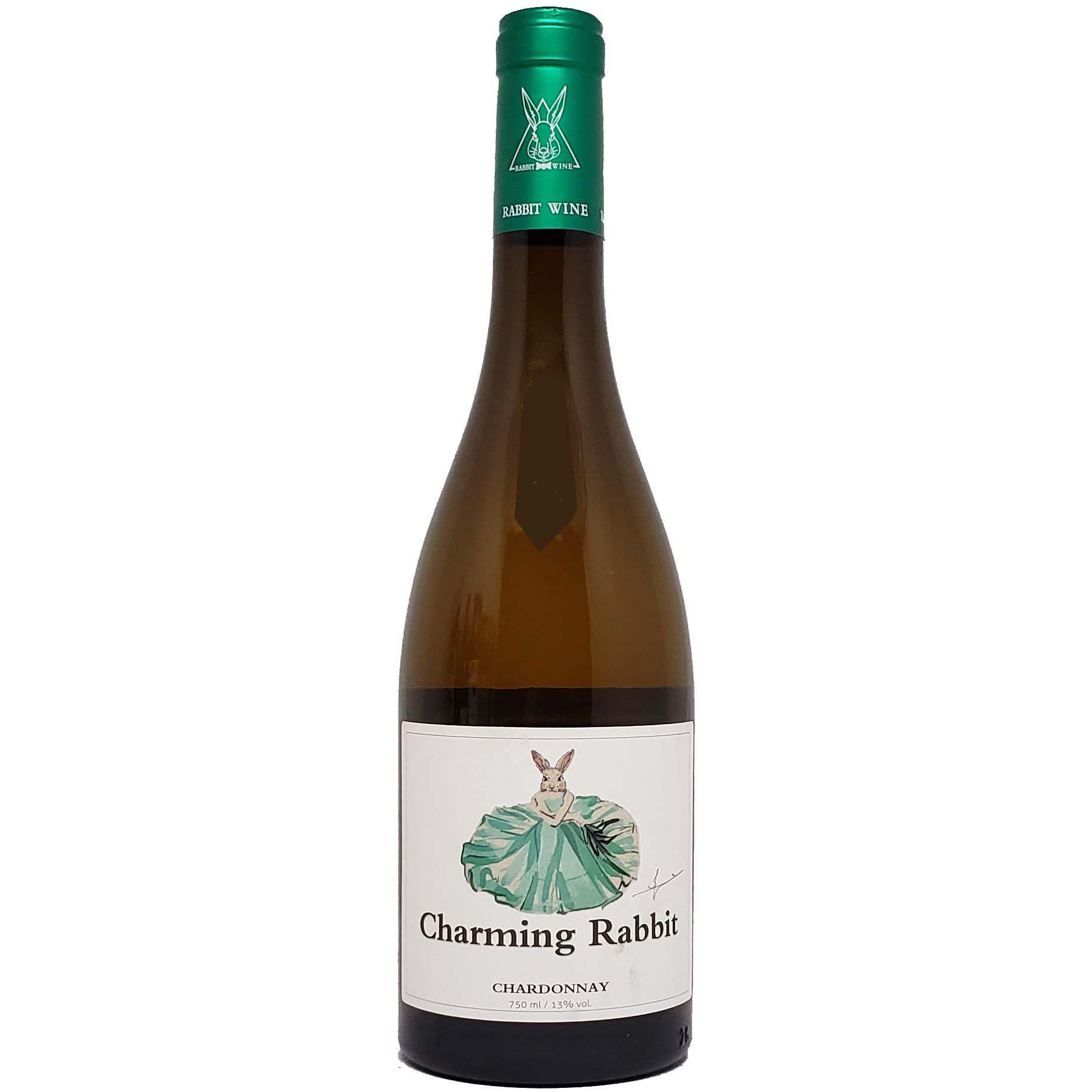 Vinho Branco Charming Rabbit Chardonnay - 750ml -