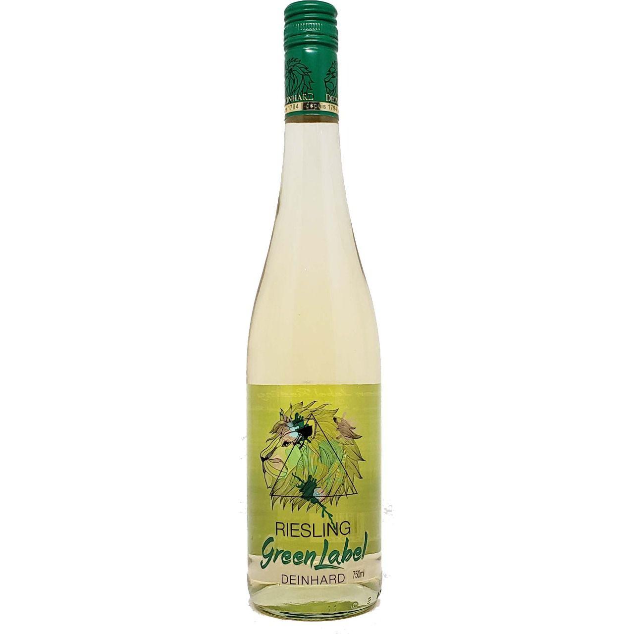 Vinho Branco Deinhard Green Label Riesling - 750ml -
