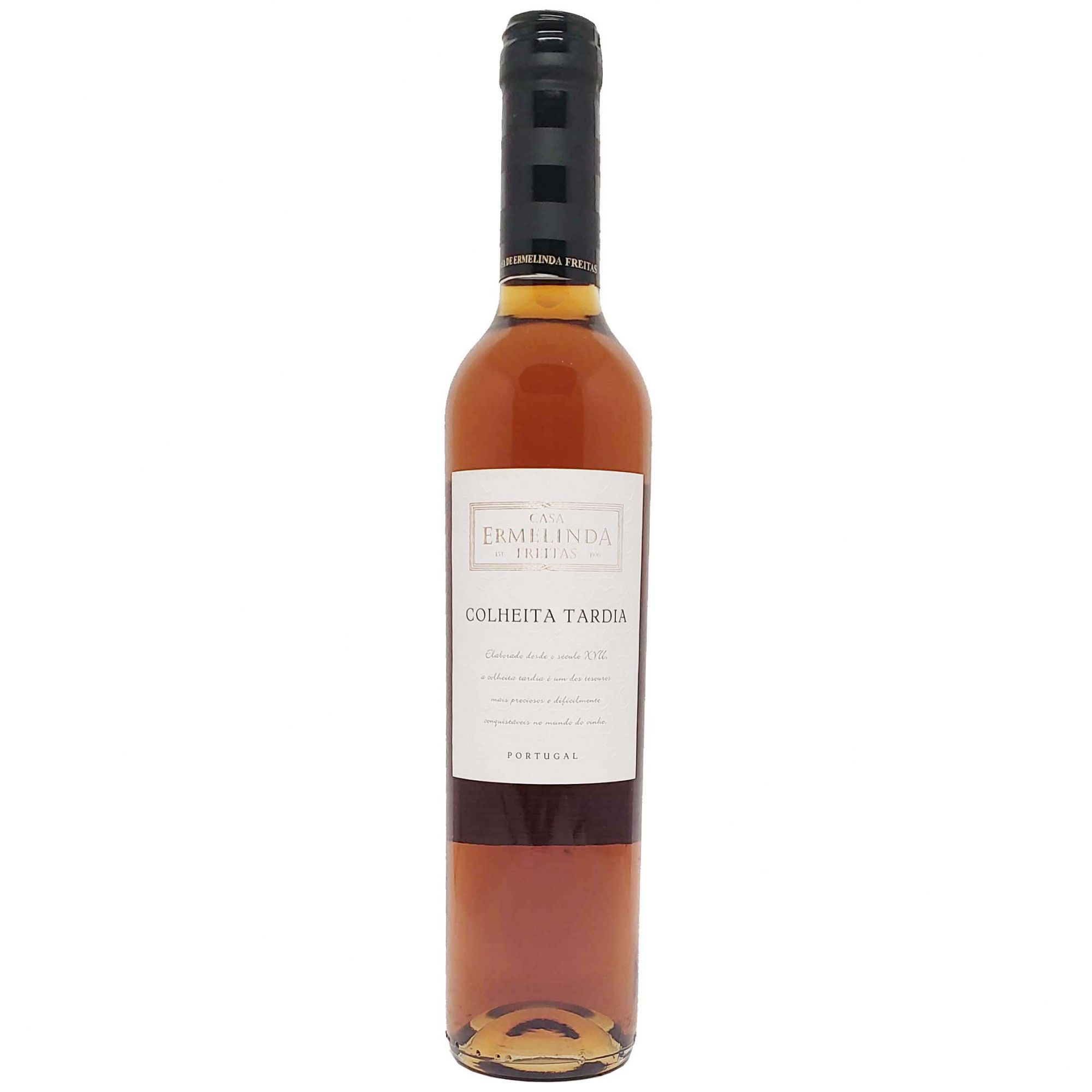 Vinho Branco Doce Casa Ermelinda Freitas Colheita Tardia  - 500ml -