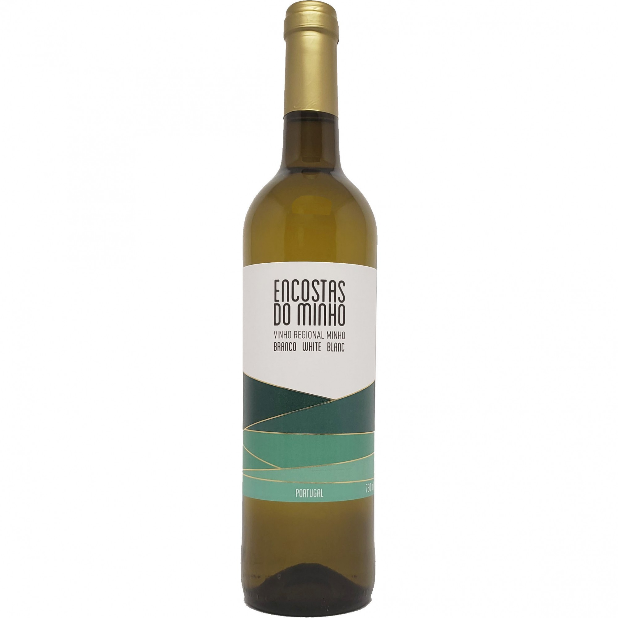 Vinho Branco Encostas do Minho - 750ml -