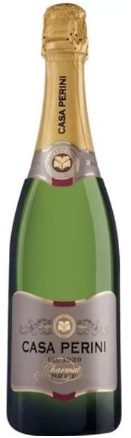 Vinho Espumante Branco Brut Casa Perini Charmat - 750ml -