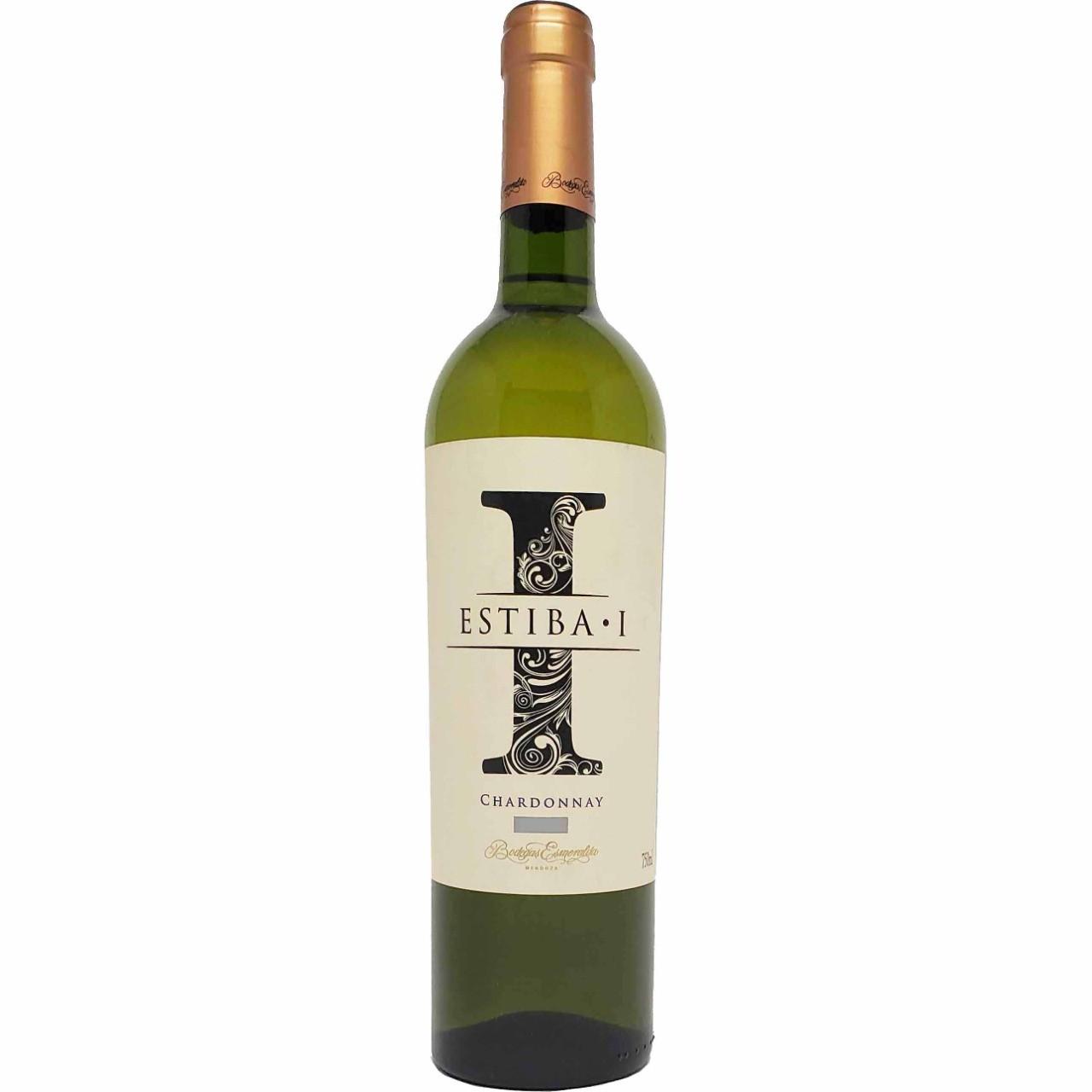Vinho Branco Estiba I Chardonnay - 750ml -