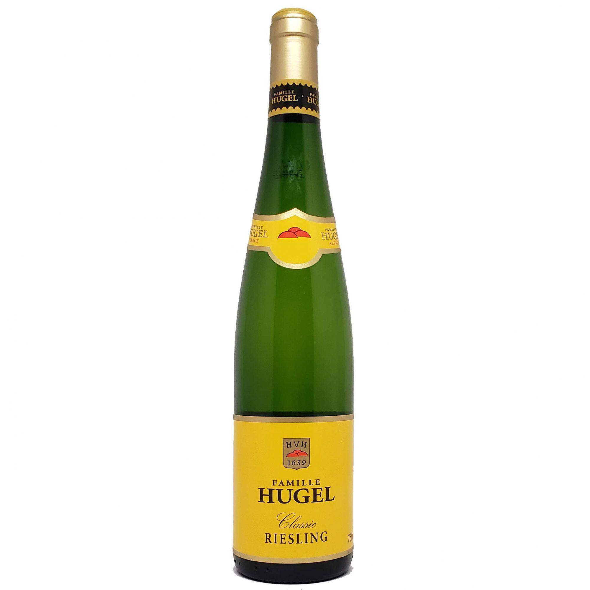 Vinho Branco Famille Hugel Classic Riesling - 750ml -