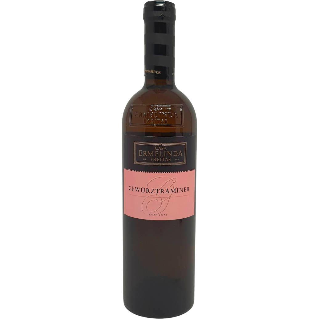 Vinho Branco Gewürztraminer Casa Ermelinda Freitas - 750ml -