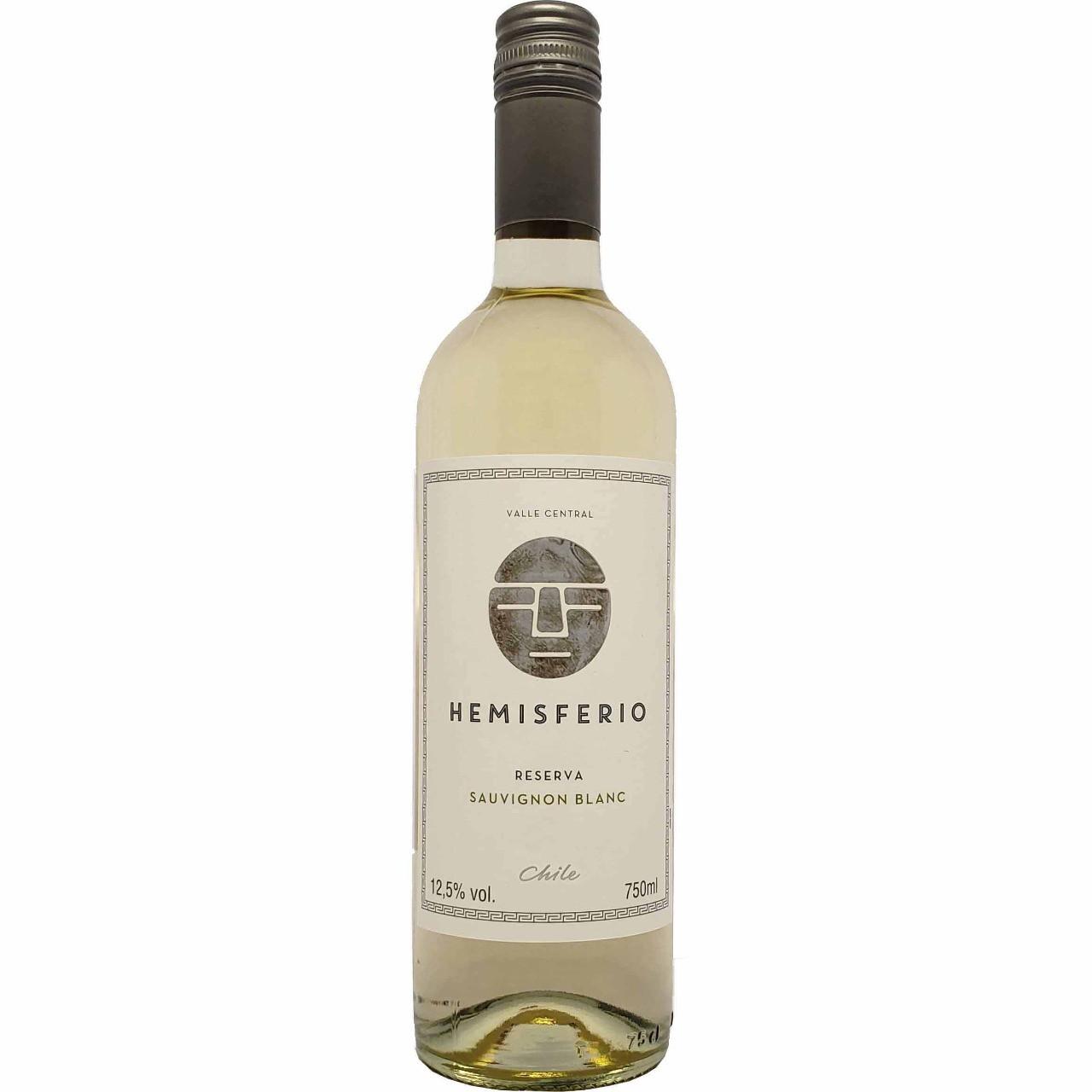 Vinho Branco Hemisferio Reserva Sauvignon Blanc - 750ml -