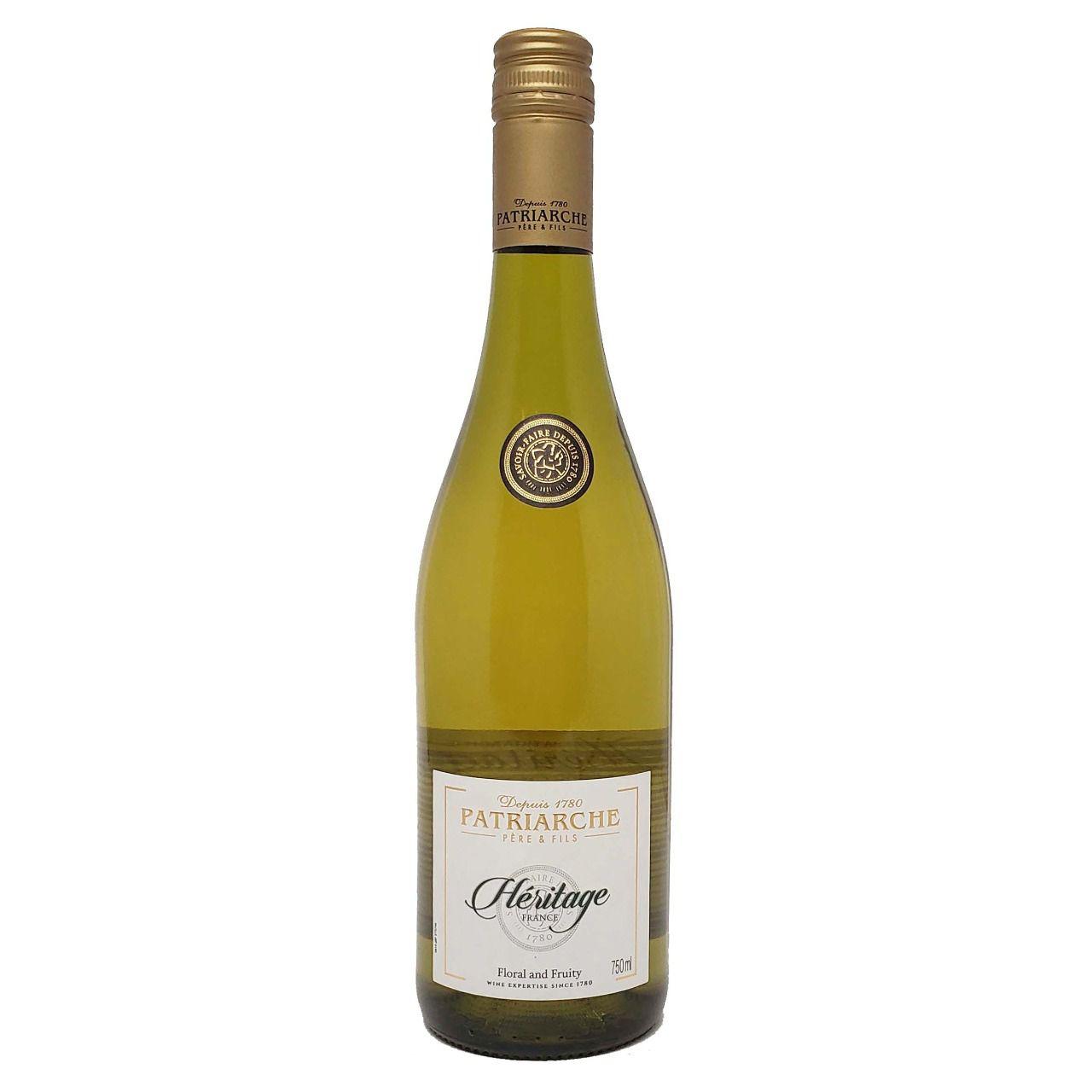 Vinho Branco Héritage Patriarche - 750ml -
