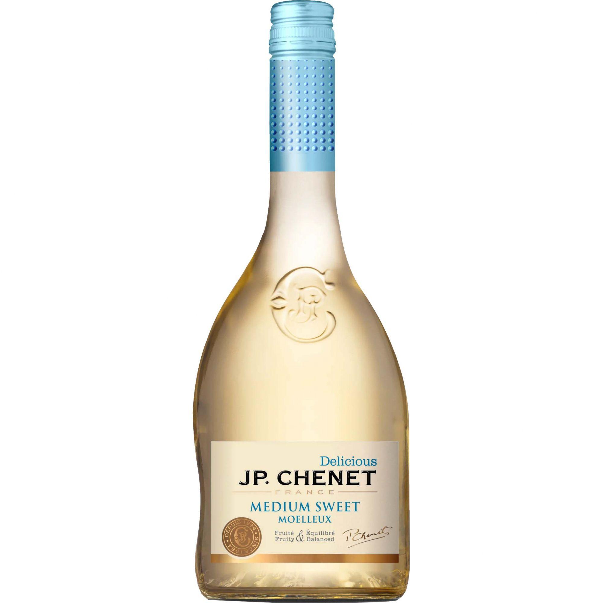 Vinho Branco JP Chenet Medium Sweet Moelleux - 750ml -