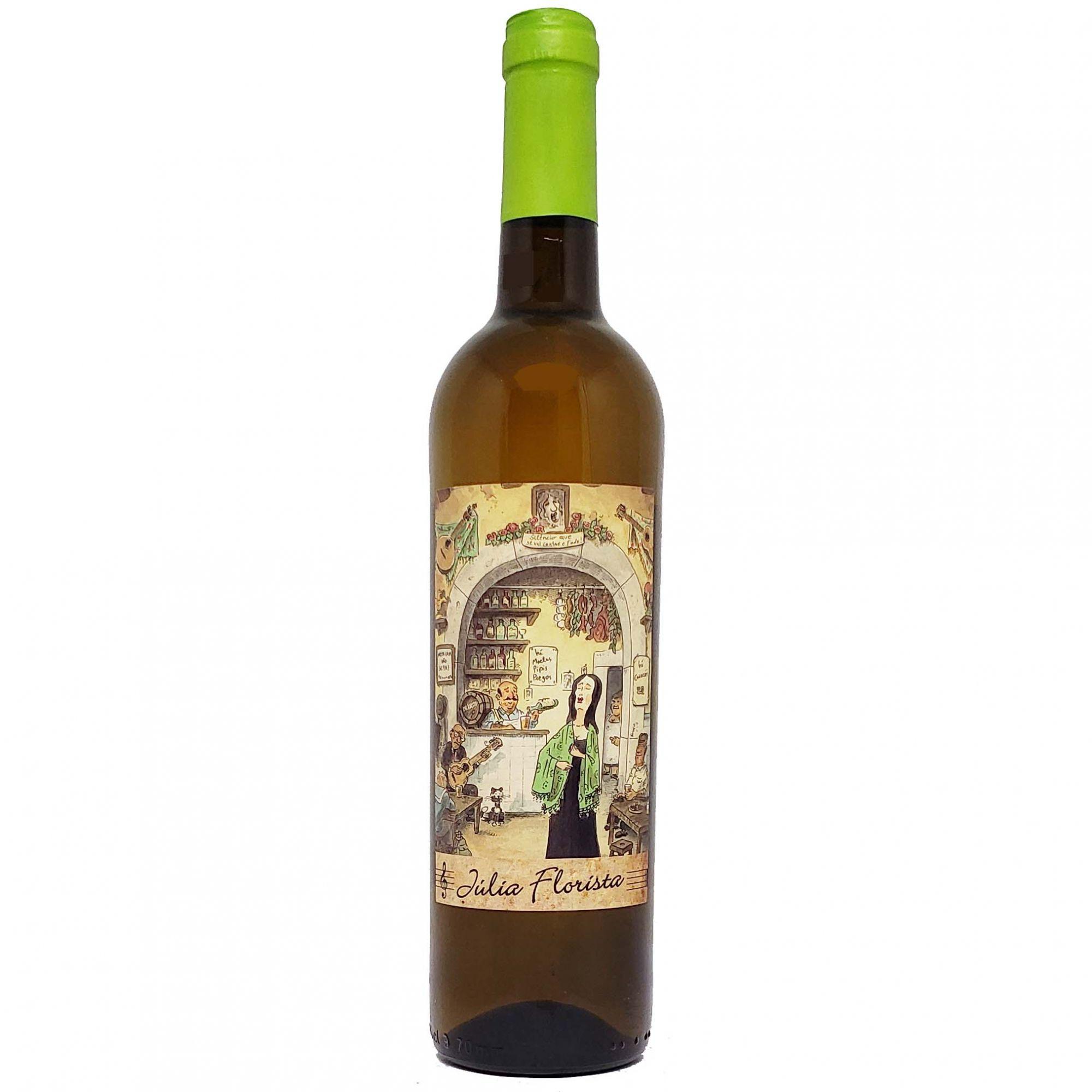 Vinho Branco Julia Florista - 750ml -