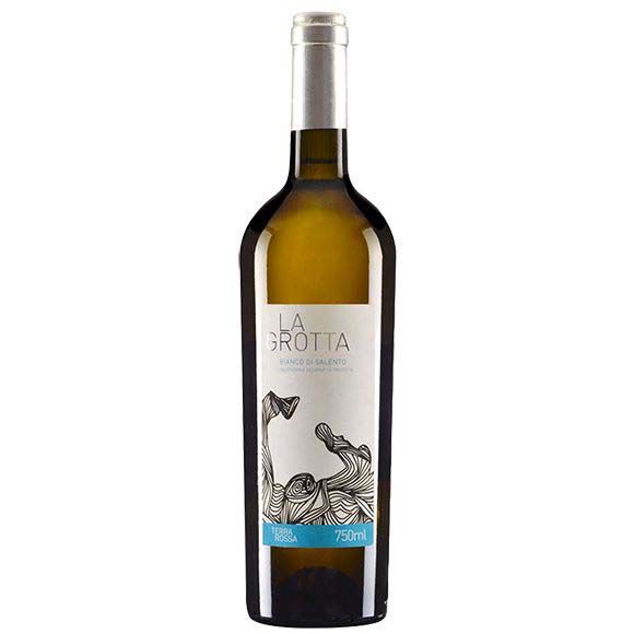 Vinho Branco La Grotta Bianco Di Salento - 750ml -