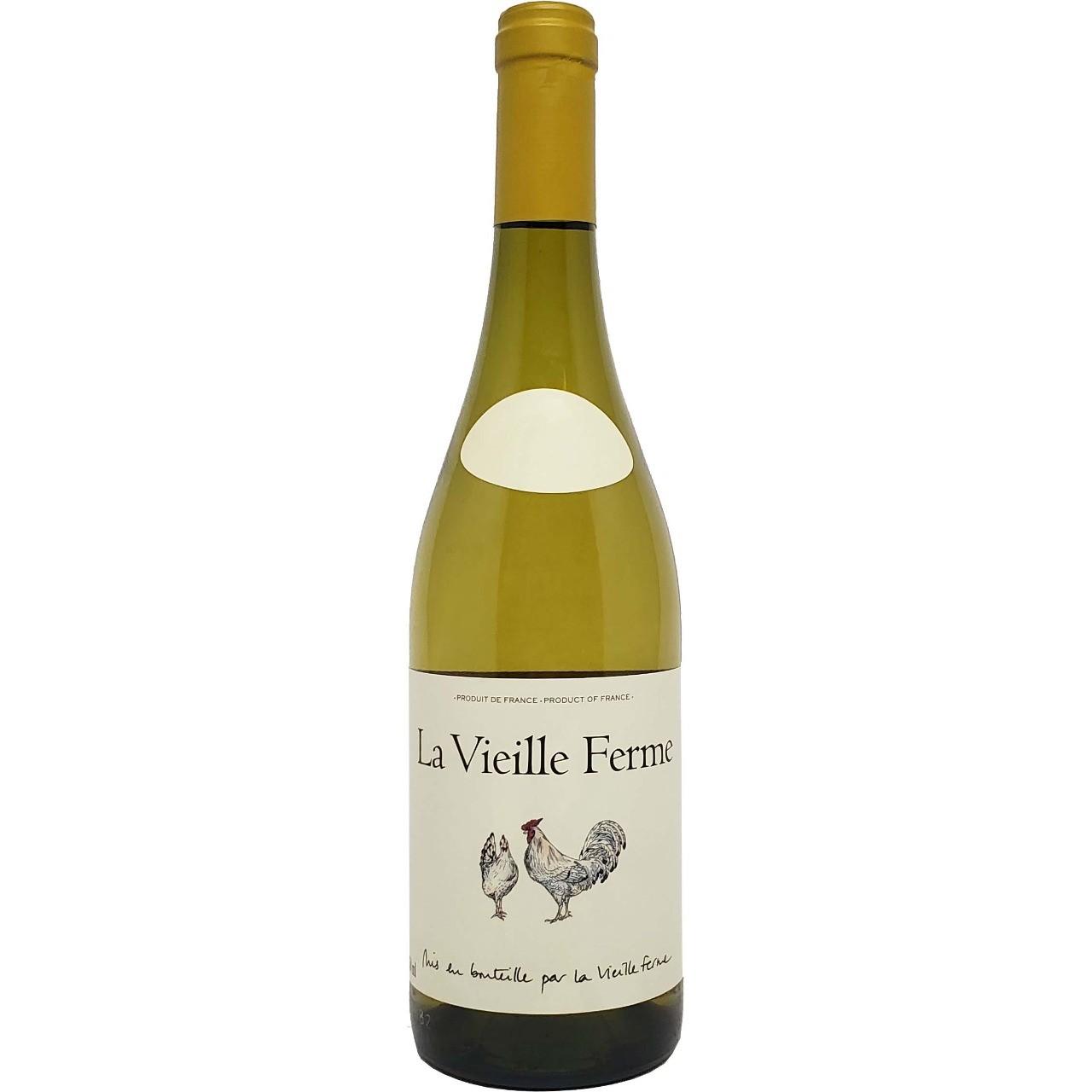 Vinho Branco La Vieille Ferme - 750ml -