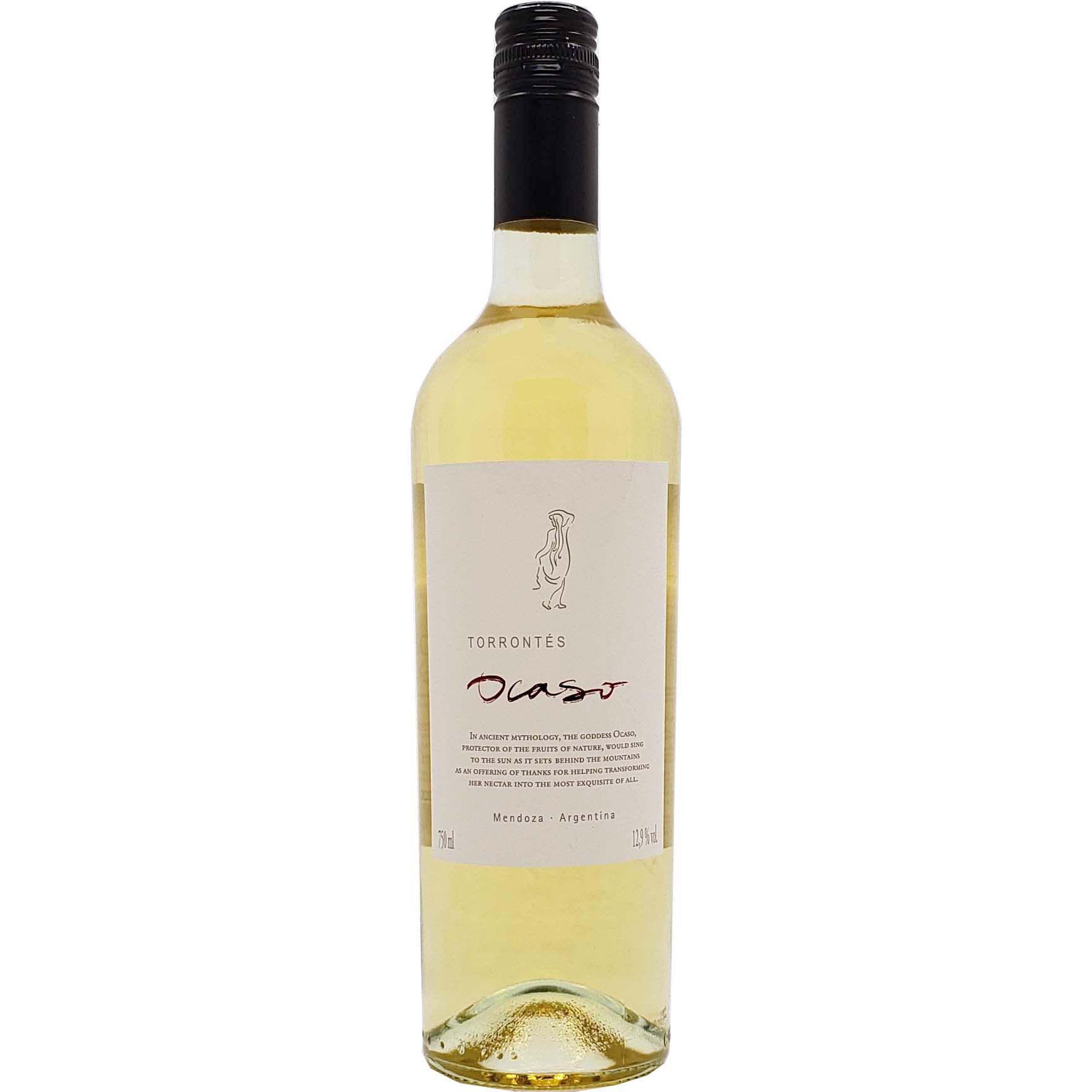 Vinho Branco Ocaso Torrontés - 750ml -