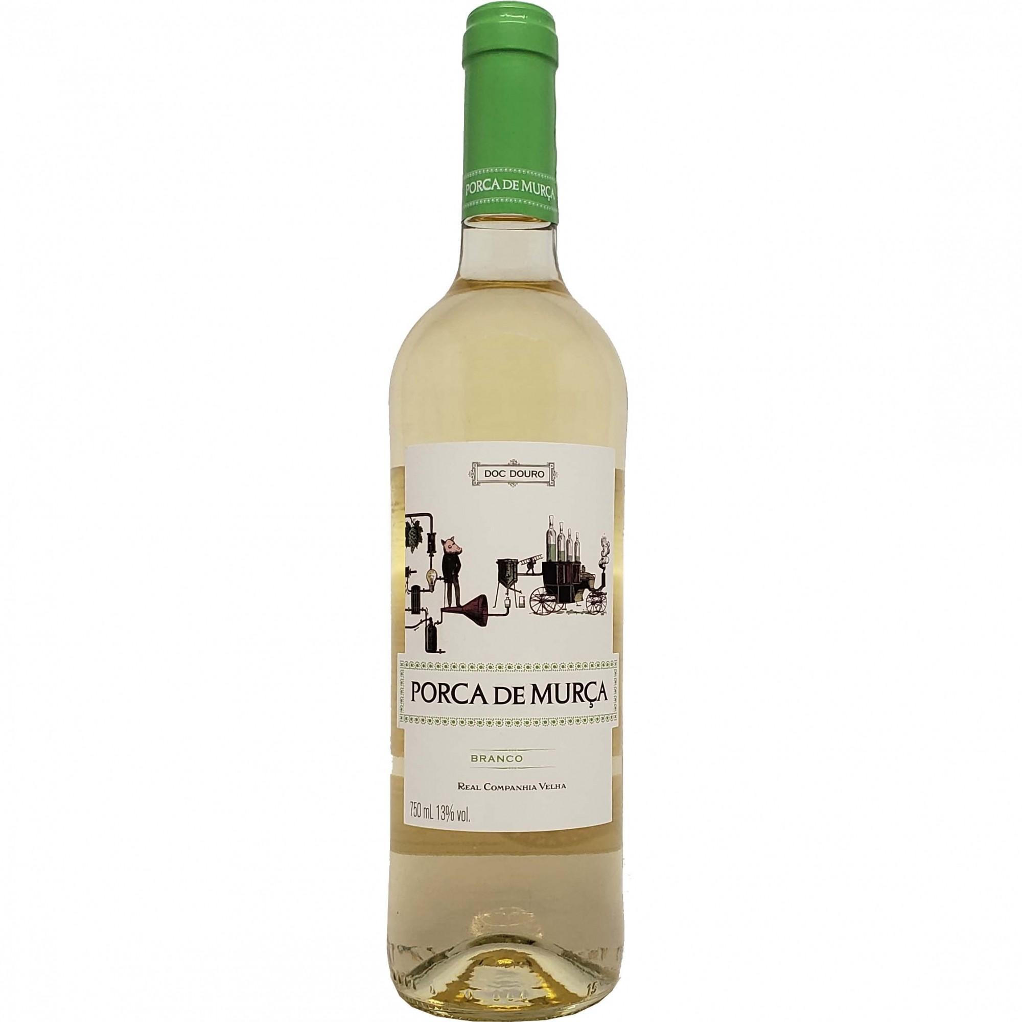 Vinho Branco Porca de Murça Real Companhia Velha - 750ml -