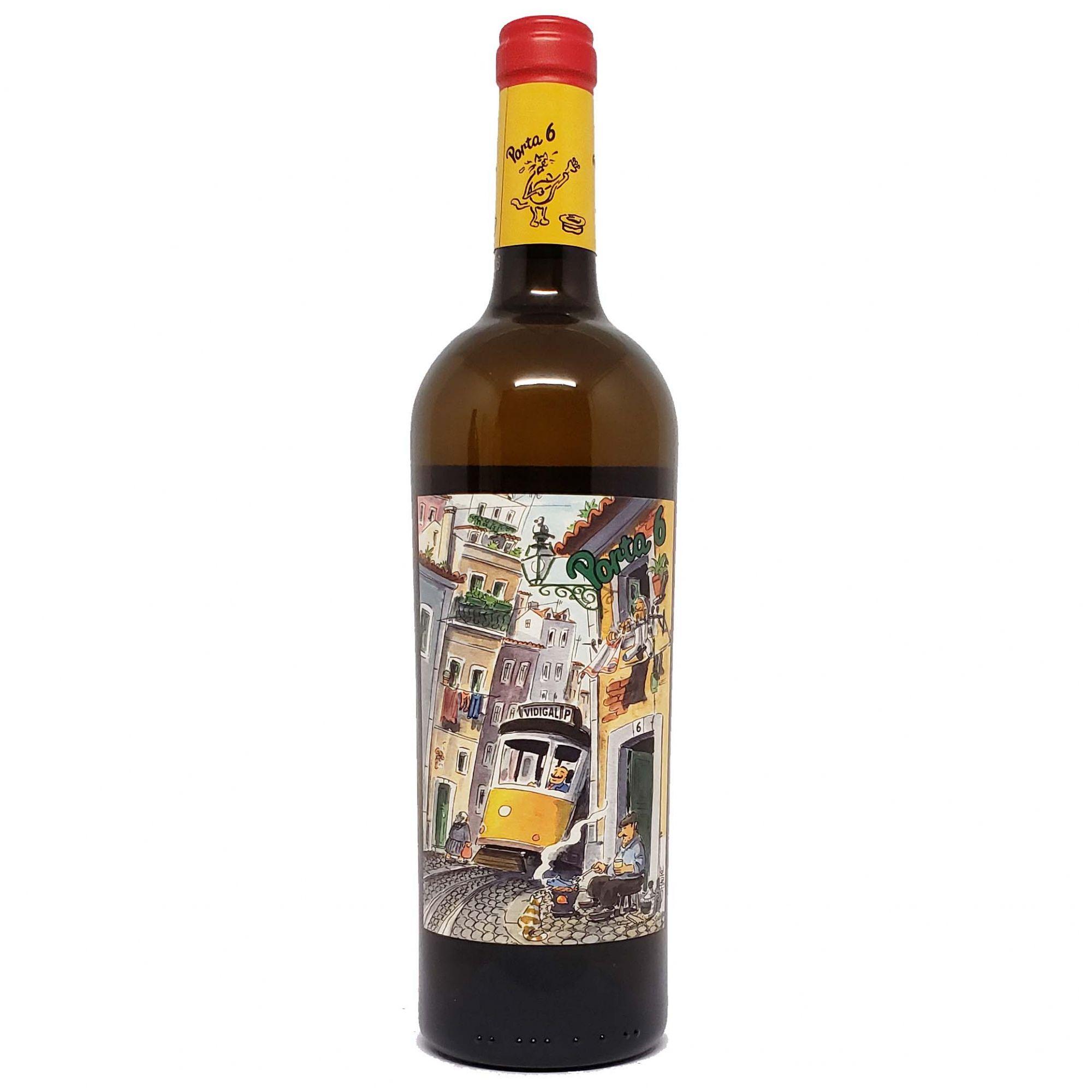 Vinho Branco Porta 6 - 750ml -