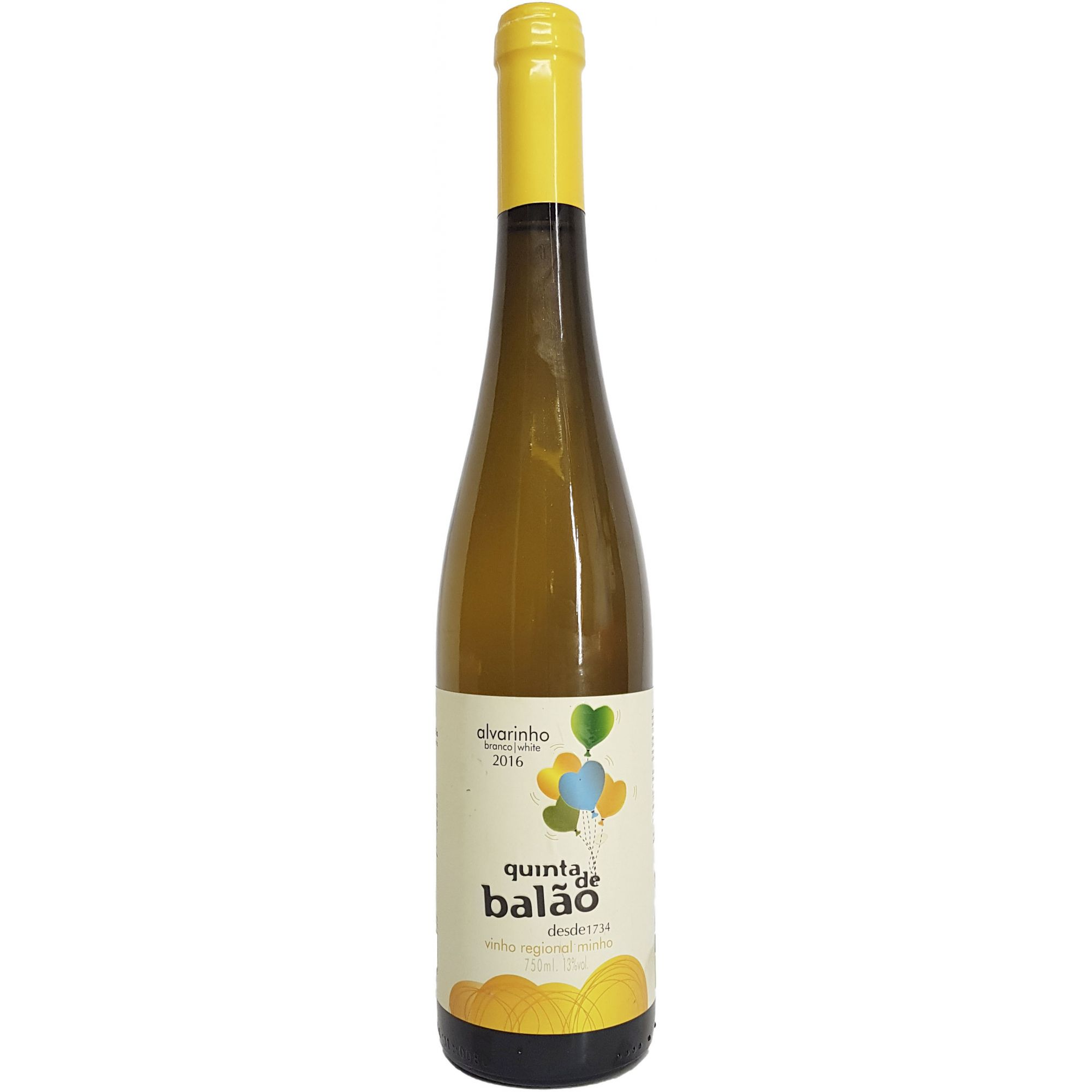 Vinho Branco Quinta de Balão Alvarinho - 750ml -