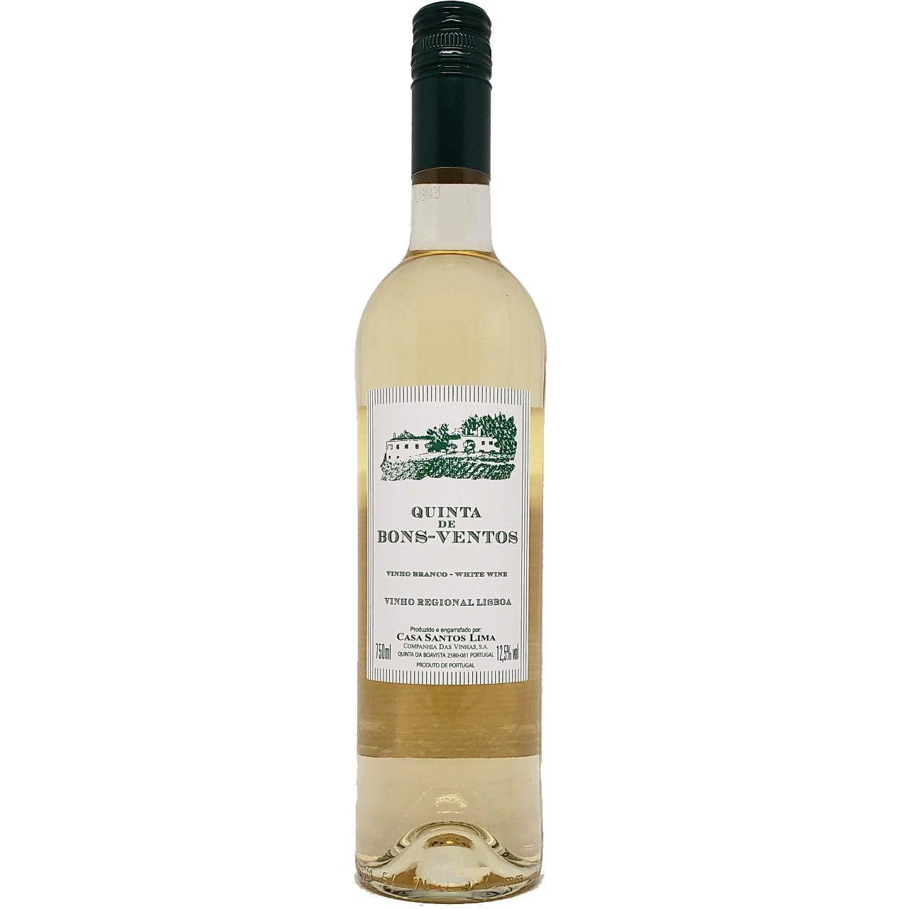 Vinho Branco Quinta de Bons-Ventos - 750ml -