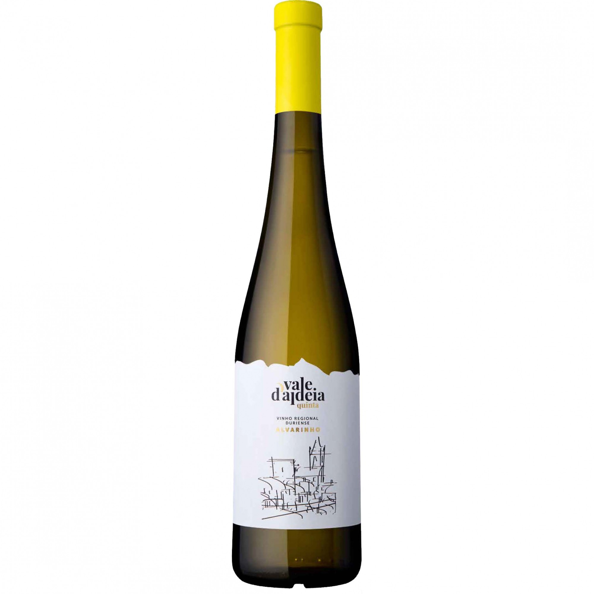 Vinho Branco Quinta Vale d'Aldeia  Alvarinho - 750ml -