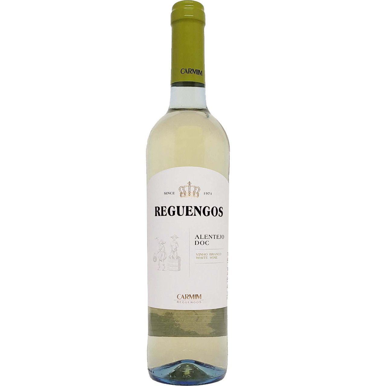 Vinho Branco Reguengos Alentejo DOC Carmim - 750ml -