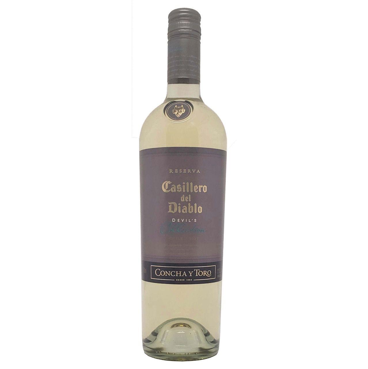 Vinho Branco Reserva Devil's Collection Casillero del Diablo  - 750ml -