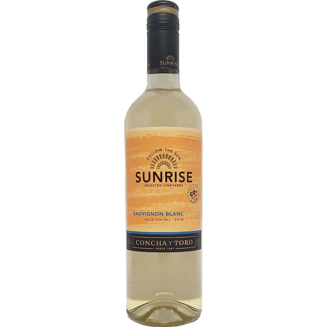 Vinho Branco Sunrise Selected Vineyards Sauvignon Blanc - 750ml -
